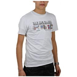 vaatteet Lapset Lyhythihainen t-paita Napapijri