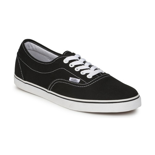 kengät Matalavartiset tennarit Vans LPE Black / White