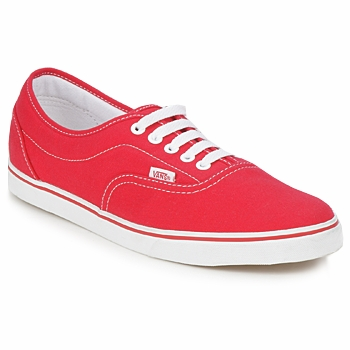 kengät Matalavartiset tennarit Vans LPE Red