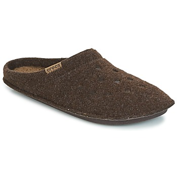 kengät Tossut Crocs CLASSIC SLIPPER Brown