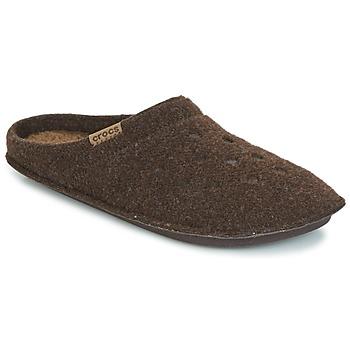 kengät Tossut Crocs CLASSIC SLIPPER Ruskea