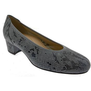 kengät Naiset Korkokengät Calzaturificio Loren LO60713gr grigio