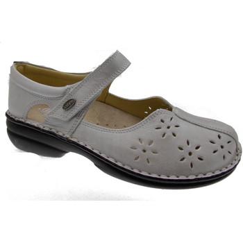 kengät Naiset Balleriinat Calzaturificio Loren LOM2313av grigio