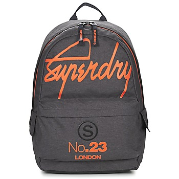 laukut Reput Superdry INTERNATIONAL MONTANA Grey