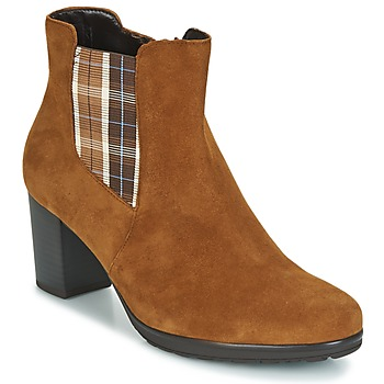 kengät Naiset Nilkkurit Gabor KAPITU Camel