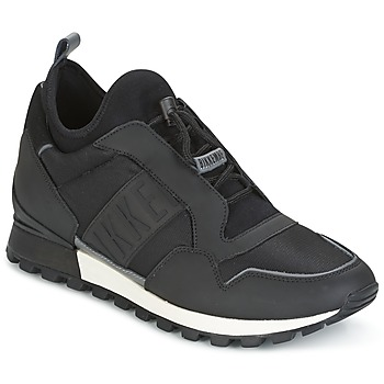 kengät Miehet Matalavartiset tennarit Bikkembergs FEND-ER 942 Black