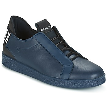 kengät Miehet Matalavartiset tennarit Bikkembergs BEST 873 Blue