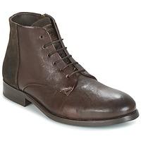 kengät Miehet Bootsit Kost MODER Brown