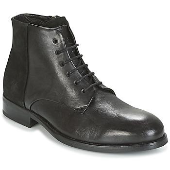 kengät Miehet Bootsit Kost MODER Musta