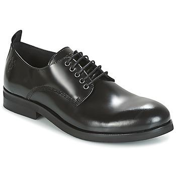 kengät Miehet Derby-kengät Kost ORNE Black