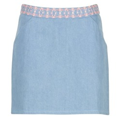 vaatteet Naiset Hame Yurban  Blue