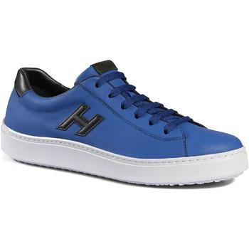kengät Miehet Matalavartiset tennarit Hogan HXM3020W550ETV809A blu