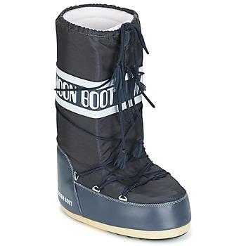 kengät Talvisaappaat Moon Boot MOON BOOT NYLON Denim