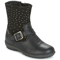 kengät Tytöt Saappaat Primigi PCIGT 8569 Black