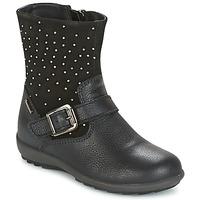 kengät Tytöt Saappaat Primigi PCIGT 8569 Musta