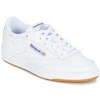 kengät Matalavartiset tennarit Reebok Classic CLUB C 85 White