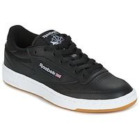 kengät Matalavartiset tennarit Reebok Classic CLUB C 85 C Black