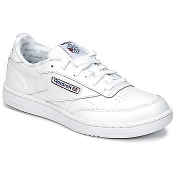kengät Lapset Matalavartiset tennarit Reebok Classic CLUB C White