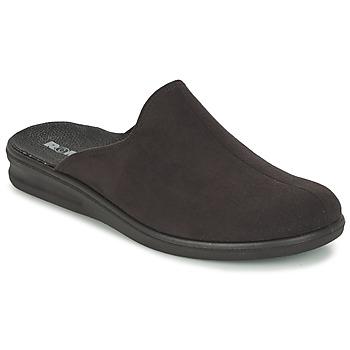 kengät Miehet Tossut Romika PRASIDENT 445 Black