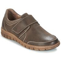 kengät Naiset Derby-kengät Josef Seibel STEFFI 33 Punaiset pallot
