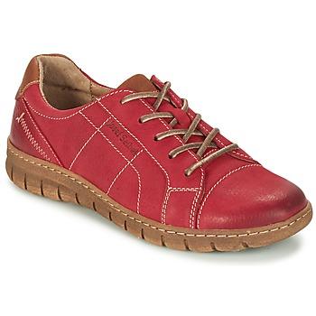 kengät Naiset Derby-kengät Josef Seibel STEFFI 41 Red