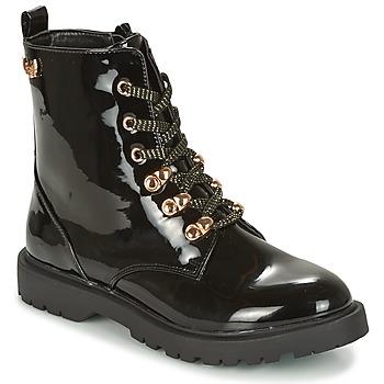 kengät Naiset Bootsit Kaporal SANGOAN Black