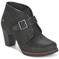 kengät Naiset Nilkkurit Art GRAN-VIA Black