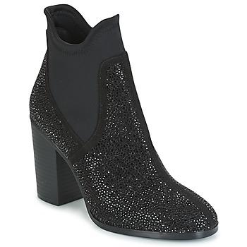 kengät Naiset Nilkkurit Café Noir JORDE Black