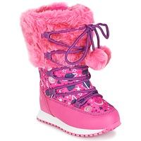 kengät Tytöt Talvisaappaat Agatha Ruiz de la Prada APRES-SKI AGATHA Pink