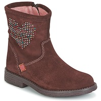 kengät Tytöt Bootsit Agatha Ruiz de la Prada VAGABUNDA AGATHA BORDEAUX