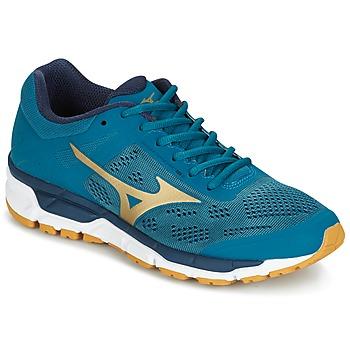 kengät Miehet Juoksukengät / Trail-kengät Mizuno MIZUNO SYNCHRO MX 3 Blue