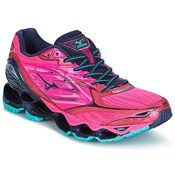 kengät Naiset Juoksukengät / Trail-kengät Mizuno WAVE PROPHECY 6 (W) Pink
