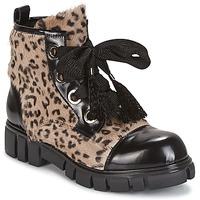 kengät Naiset Bootsit Now ARRABIATA Black