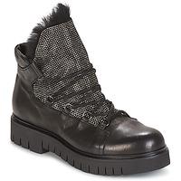 kengät Naiset Bootsit Now BIANCO Black