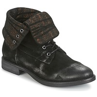 kengät Naiset Bootsit Now BIANCA II Black