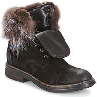 kengät Naiset Bootsit Now BIANCA III Black