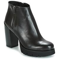 kengät Naiset Nilkkurit Now TUTTO Black