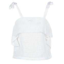 vaatteet Naiset Topit / Puserot Moony Mood GEMA White