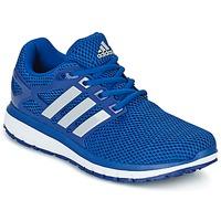 kengät Miehet Juoksukengät / Trail-kengät adidas Performance ENERGY CLOUD M Blue