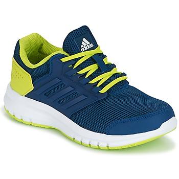 kengät Pojat Juoksukengät / Trail-kengät adidas Performance GALAXY 4 K Blue