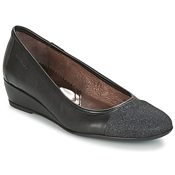 kengät Naiset Korkokengät Stonefly MAGGIE II 3 BIS GL/N Black