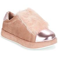 kengät Naiset Matalavartiset tennarit Coolway TOP Vaaleanpunainen