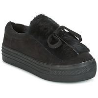 kengät Naiset Matalavartiset tennarit Coolway PLUTON Black