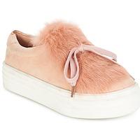 kengät Naiset Matalavartiset tennarit Coolway PLUTON Pink