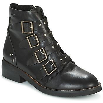 kengät Naiset Bootsit Coolway DENZEL Black