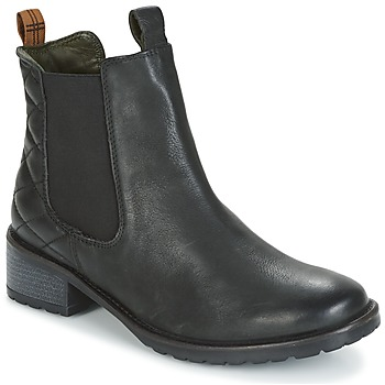 kengät Naiset Nilkkurit Barbour LATIMER Musta