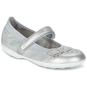 kengät Tytöt Balleriinat Geox JR JODIE Avio