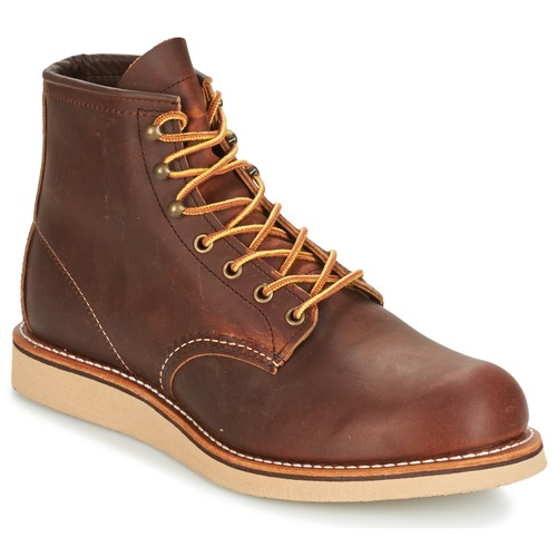 kengät Miehet Bootsit Red Wing ROVER Brown