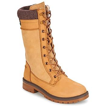 kengät Naiset Saappaat KAMIK ROGUE 9 Brown