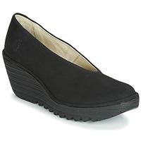 kengät Naiset Korkokengät Fly London CUPIDO Black